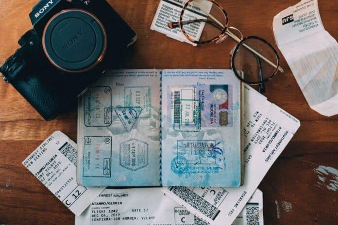 Lost passport