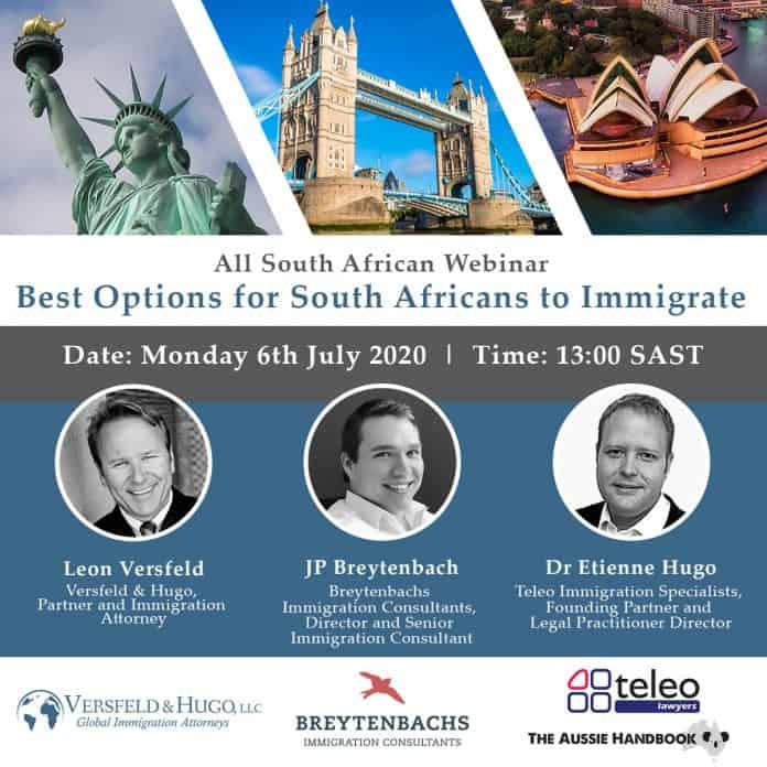 Webinar on migration